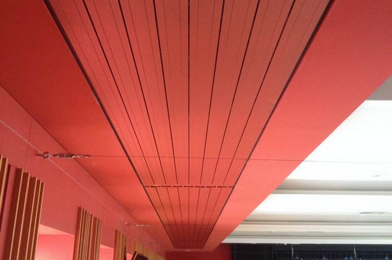 Radiant Ceiling Panels